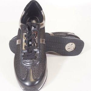 Micahel Kors Maggie Mesh Trainer Fashion Sneakers